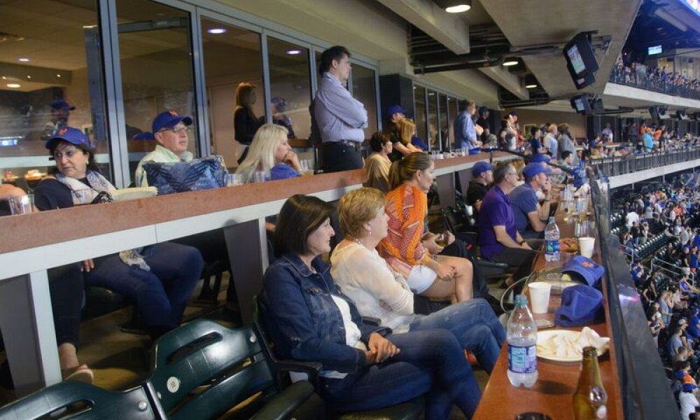 Mets, Game, Mets Game, Baseball, Fun, Champagne, NYC, New York, New York City, DMC, Destination Management, Event, Event Planning