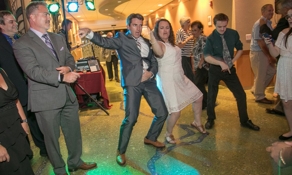 Dancing, Event planning