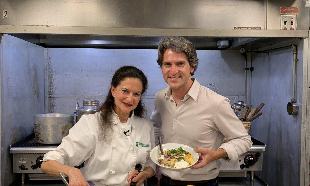 Chef Georgette & Swargo