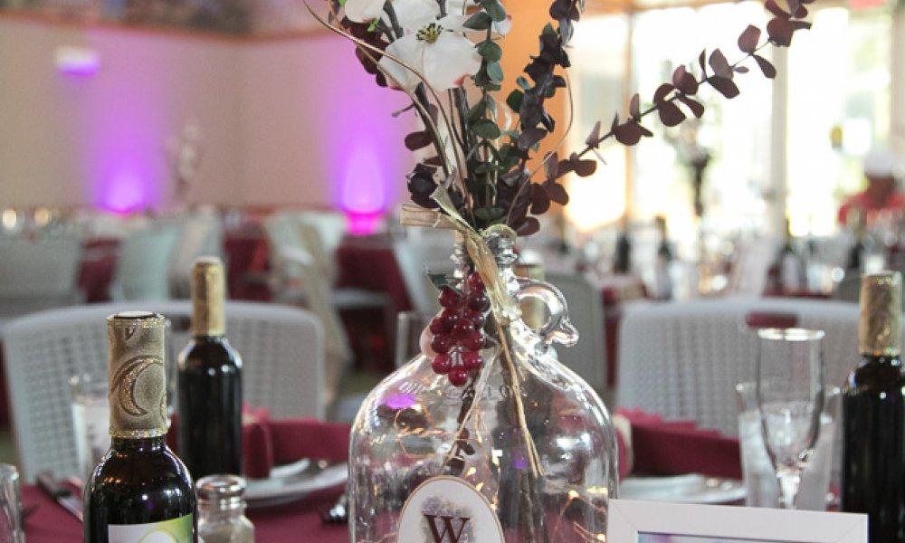 decor, event design, event management