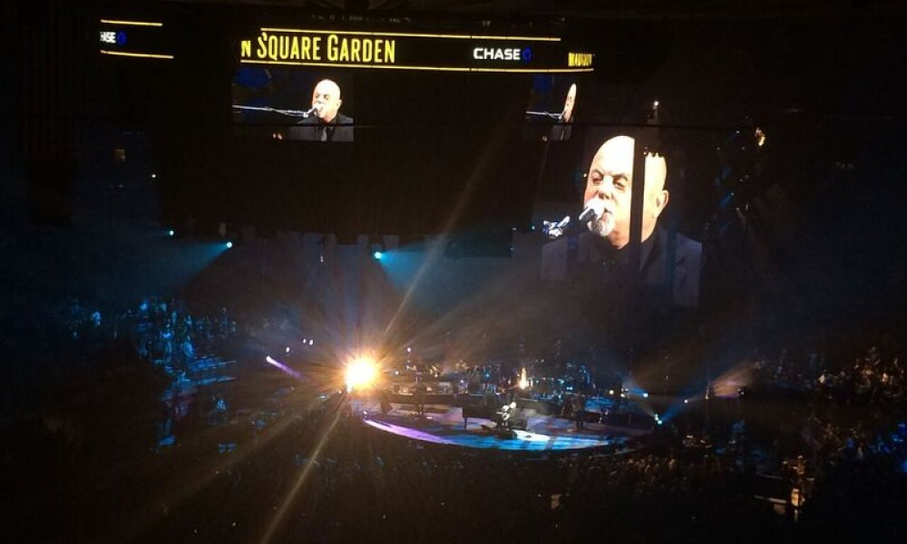 Billy Joel, Concert, Madison Square Garden, New York City, NYC, New York, DMC, Destination Management, Event, Event Planning, Music